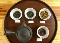 Enjoy Japanese tea tasting and learn about tea in Kyoto!