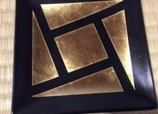 Enjoy Hands-on gold leaf experience near the Golden Pavilion