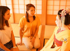 Spend an enchanting time with Maiko in Kyoto (Private tour)