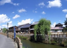 Take a local tour to a Japanese Edo-style town in Chiba