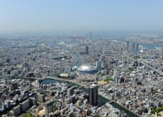 Osaka sky cruising: Helicopter tour over Osaka