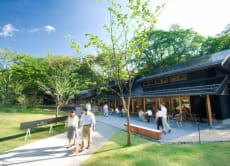 Visit gourmet & shopping spots in Karuizawa