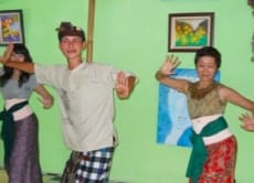 Learn the Basics of Balinese Dance