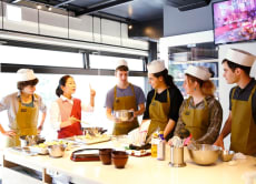 15% OFF Central Tokyo: Small-Group Tempura Cooking Class