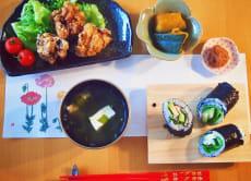 Feel the taste of Japanese homemade dishes in Osaka