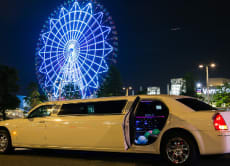 Ultimate Luxury Night Tour in Tokyo: Travel like a Rock Star