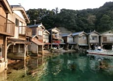 2-day seaside Kyoto tour to the fishing village of Ine