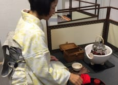 Enjoy Tea Box Style of Tea Ceremony in Fukuoka!