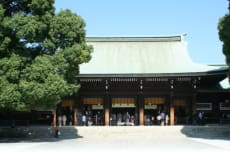 Take a Historical Walking Tour of Meiji Jingu Shrine, Tokyo