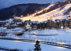 Alpensia Resort: 2-Day 1-Night Ski Package from Seoul