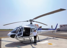 Helicopter Airport transfer between Narita and Tokyo
