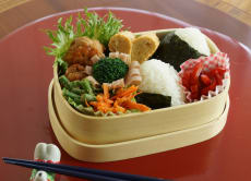 Learn How to Make a Beautiful Obento Lunch Box in Meguro