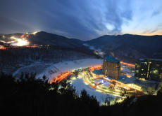 High1 Resort 2-Day 1-Night Skiing with Transfer from Seoul