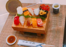 Tea Ceremony in Kimono & Miniature Food Making in Hiroshima