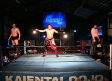 Watch Taka Michinoku and K-DOJO Pro Wrestling!