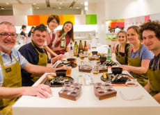 25% OFF Tsukiji Fish Market Tour and Sushi Roll Class