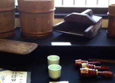 Go on a sake tasting tour in a sake brewery in Tokyo
