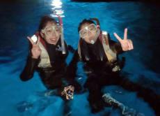 Enjoy a Blue Cave & cute tropical fish snorkeling tour