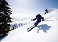 Hakuba Backcountry ski & snowboard photo service