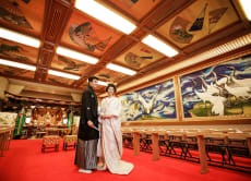 Stay at Hotel Gajoen Tokyo & Capture Gorgeous Wedding Photos