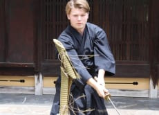 10% OFF Authentic Kyoto Samurai Experience