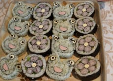 Learn How to Make Sushi Decorations in Meguro Tokyo