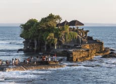 Explore Ubud & Tanah Lot in One Day