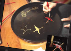 Learn How to Make Makie At an Old Art Shop in Kyoto!