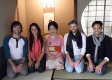 Enjoy an Elegant Tea Ceremony Experience in Ginza, Tokyo
