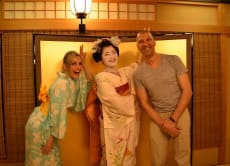 Spend an enchanting time with Maiko in Kyoto (Group tour)
