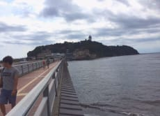 Enjoy a tour in Enoshima, an Island of Power Spots