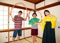 Enjoy Traditional performance Nankin Tamasudare in Asakusa