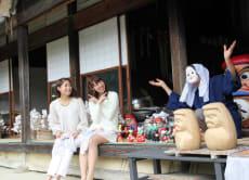 Try Papier-Mache Hariko Doll & Mask Painting in Koriyama!