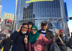 One-Day Halal Tour in Tokyo