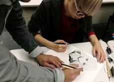 Enjoy a 2-Hour Manga Drawing Experience in Akihabara