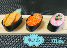 Make a resin food sample with a certified instructor