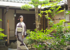 Kyoto Machiya Kimono Experience and Photoshoot