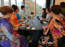 Ultimate Kimono and Traditional Japanese Culture Experience