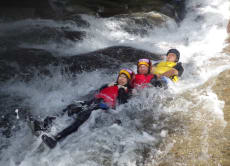 Full-Day Nametoko Gorge Canyoning Tour