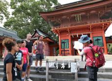 Mt. Fuji and Fujisan Hongu Sengen Taisha Shrine Hiking Tour