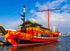 Tokyo Bay Cruise with a Traditional Entertainment Show