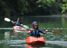 Okutama Recreational Kayaking for Beginners in Tokyo