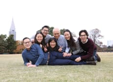 Hire a Professional Photographer for Family Photos in Tokyo