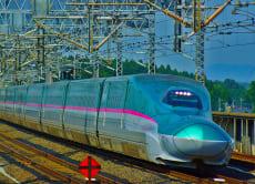 JR Tohoku-South Hokkaido Rail Pass 5-Day Flexible Ticket