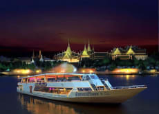 36% OFF Chao Phraya Princess Cruise E-Tickets