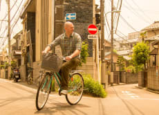 Tokyo West-Side Cycling and Food Experience