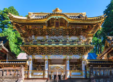 Nikko World Heritage Site 1-Day Guided Bus Tour with Lunch