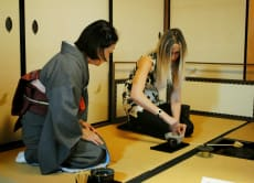 Experience Tea ceremony in a Japanese style room in Nara