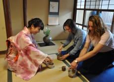 Experience a Japanese Tea Ceremony in a Kyoto Townhouse