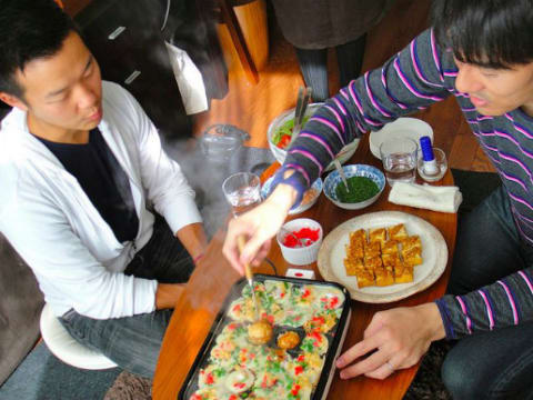 Join the Adachi Family for a Real Japanese Meal at Home